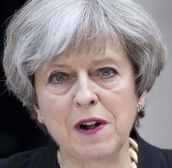 Theresa May: Orduya izni ben verdim