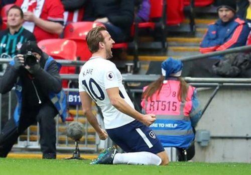 Tottenham'ı galibiyete rekortmen Kane taşıdı
