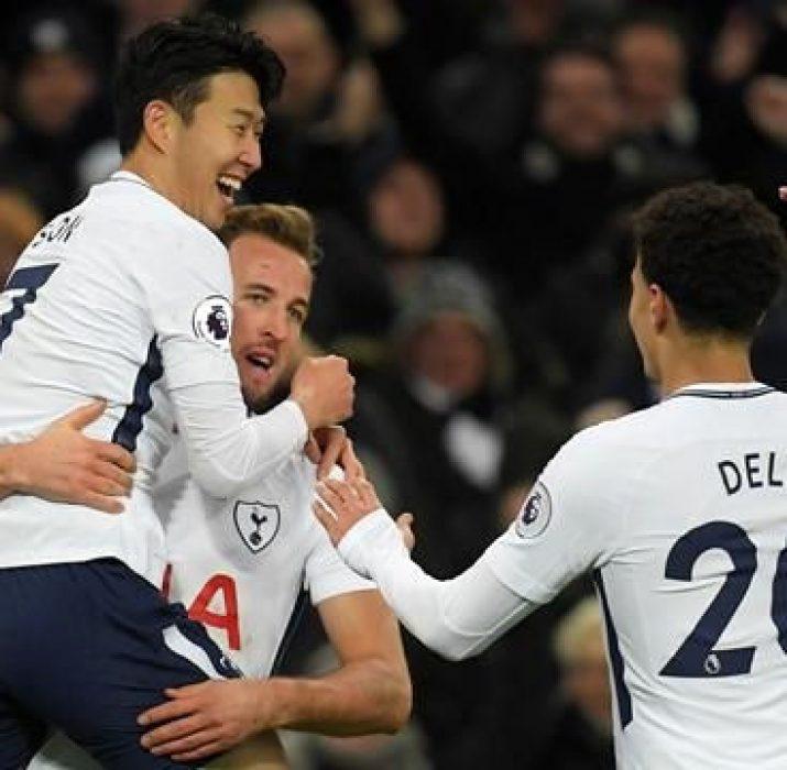Tottenham, farklı kazandı: 5-1