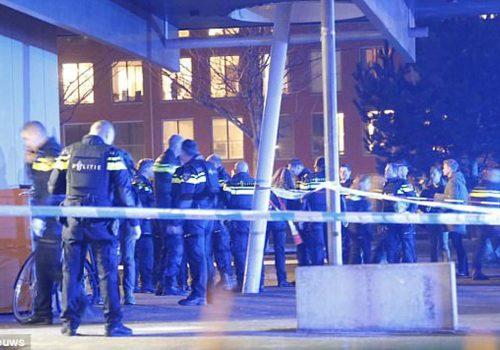 Amsterdam'da saldırı: Ölü ve yaralılar var!