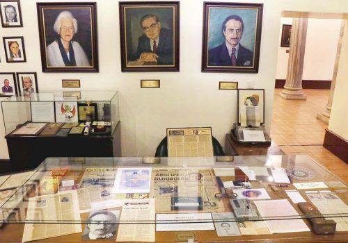 Istanbul museum charts Turkish press history