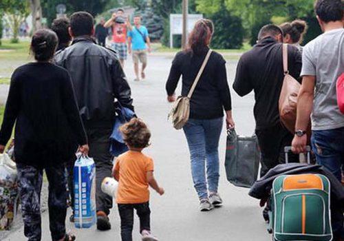 Avrupa'ya iltica talebi katlandı