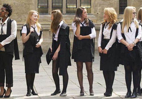 Oxford tarihinde bir ilk