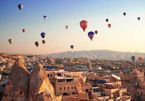 Turkey announces visa-free travel for 6 countries