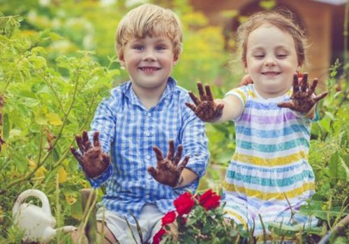 Toprakla oynayan çocuklar daha mı zeki?