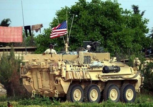 Guardian: ABD'nin sınır ordusu planı Türkiye'nin umutlarını kırdı