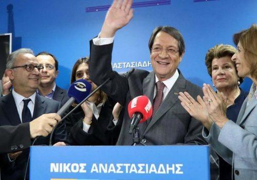 Güney Kıbrıs'ta cumhurbaşkanlığı seçimi ikinci tura kaldı