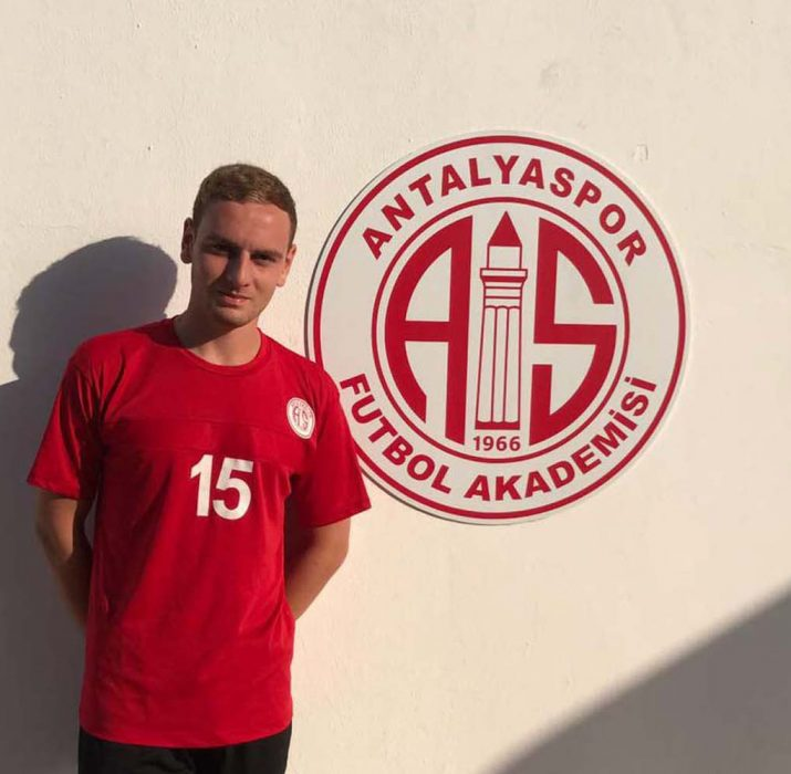 Stephen Akbaş  Antalya U21'de