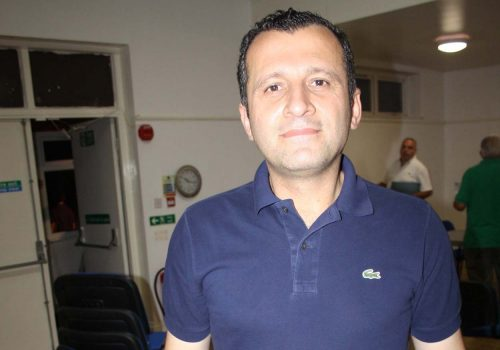 Londra Türk Ligi 1.Küme'de ilk yarı-4