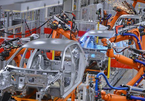 UK car production falls in November