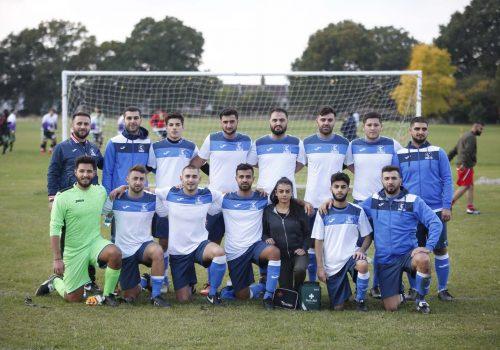 GS FC ve Yeni Boğaziçi Londra kupalarında