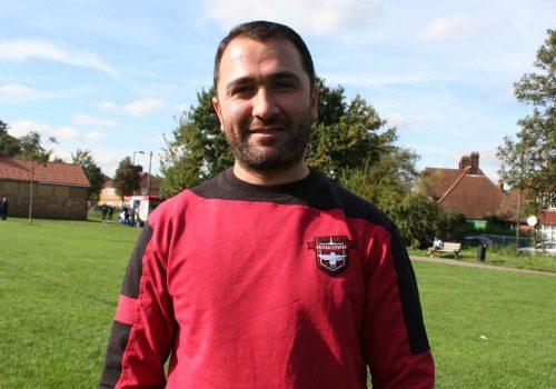 Londra Türk Ligi 1.Küme'de ilk yarı-10