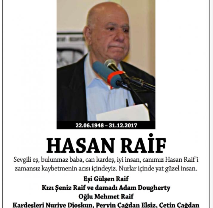 Hasan Raif