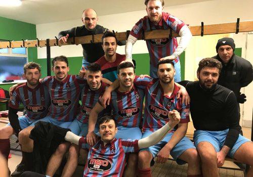 Trabzon kupada da iyi: 4-3