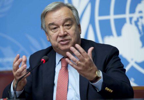 """Guterres: """"Kıbrıs'ta ibadet özgürlüğü üzerindeki tüm kısıtlamalar kaldırılmalı"""""""