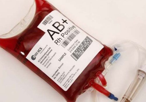 2017 yılında 12 bin 414 ünite kan temin edildi