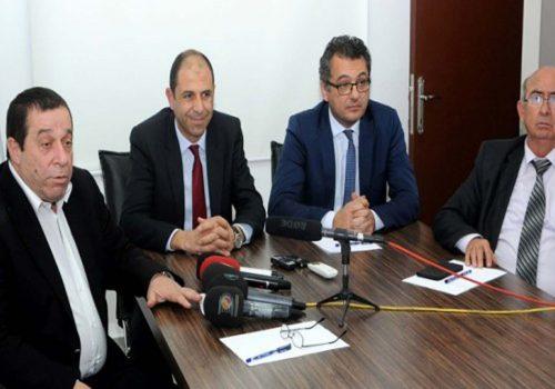 Başkanlar 4'lü koalisyon için olumlu sonuca ulaştı