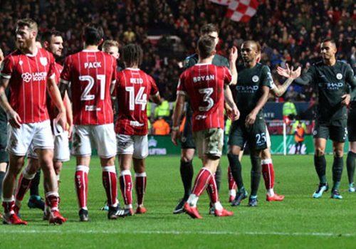 Bristol City – Manchester City: 2-3