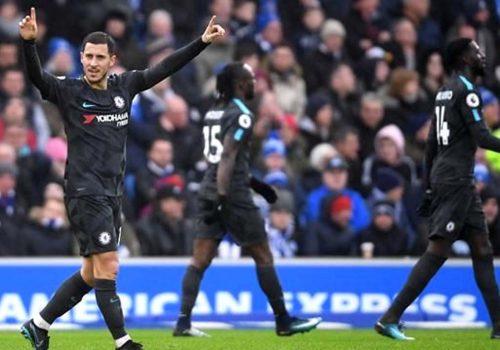 Chelsea'den farklı galibiyet
