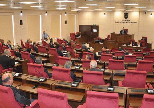Meclisin 50 sandalyesinin sahibi belirlendi