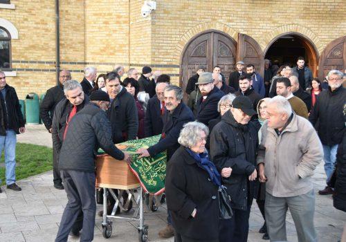Hasan Raif took his last last journey