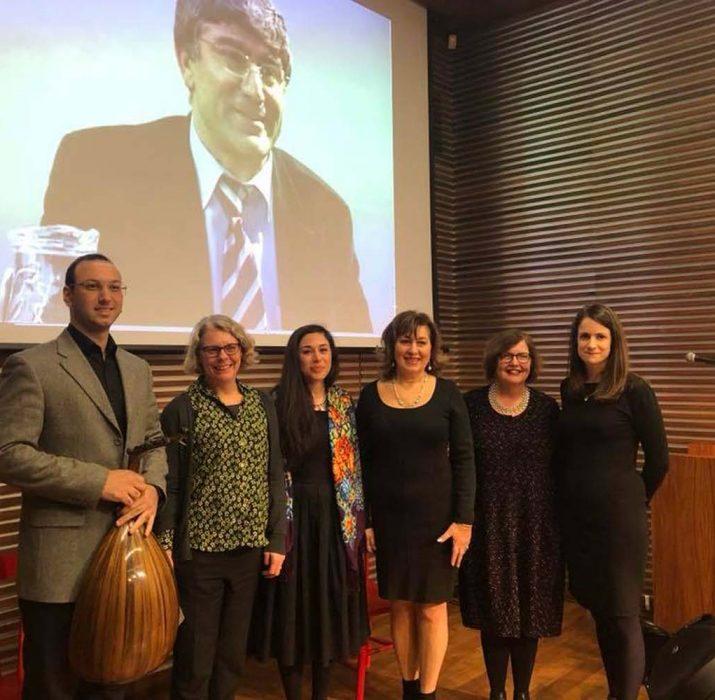 Hrant Dink memorial event held in London