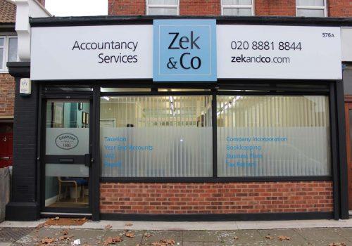 Zek&Co Accountancy yeni yüzüyle hizmetinizde