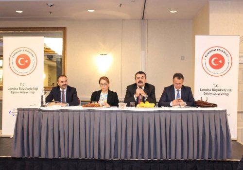 Undersecretary met with Turkish students