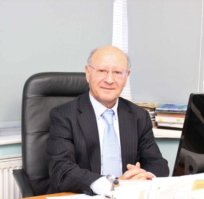 Dr. Cahit Berk'ten Londralılara veda