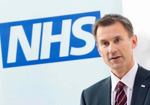 PM denies NHS Christmas struggle