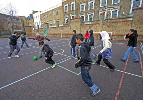 Half of London's children are living in poverty