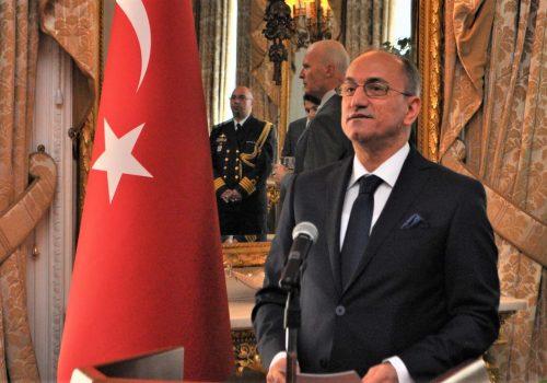 Ambassador Bilgiç's New Year Message