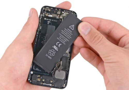 Apple to replace iPhone battery for £25