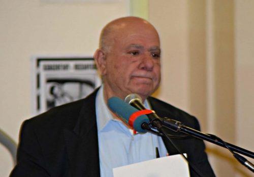 Cypriot socialist Hasan Raif dies aged 69