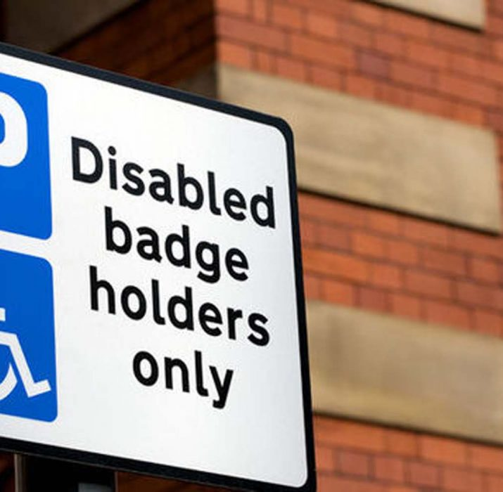 New blue badge reform for people with hidden disabilities