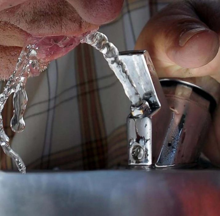 Water fountains in London to cut back on plastic