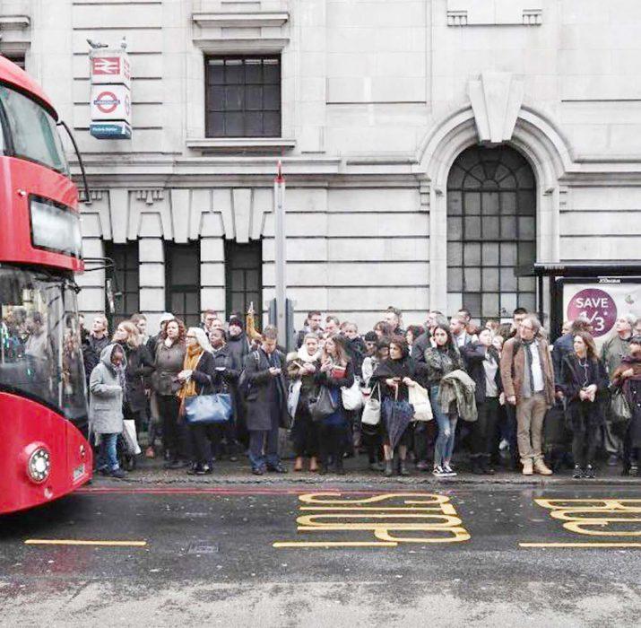Unlimited Bus fare in London