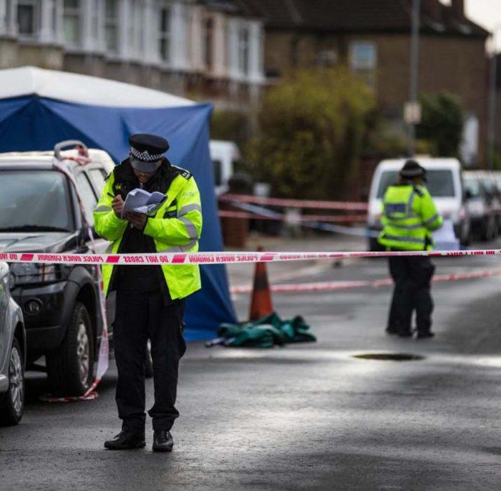 London's third fatal stabbing