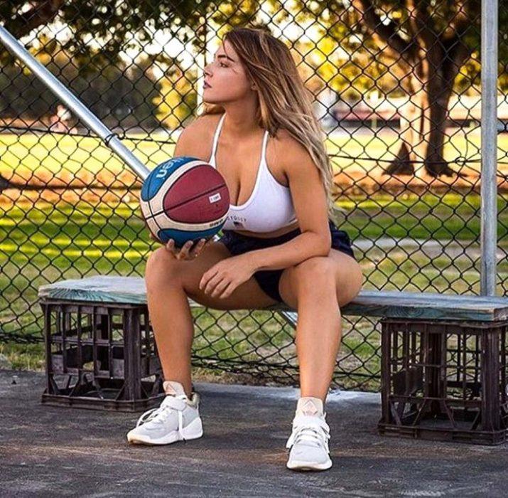Dünyanın en seksi basketbolcusu