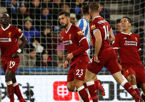 Liverpool'un gollerinden biri Emre Can'dan