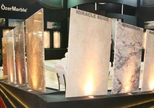 İngiliz yapılarını Türk mermeri süsleyecek