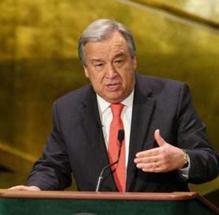 Guterres'in 'Kıbrıs Raporu'
