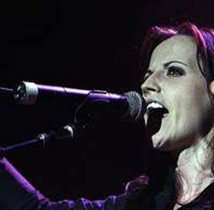 Cranberries singer Dolores O'Riordan dies suddenly aged 46