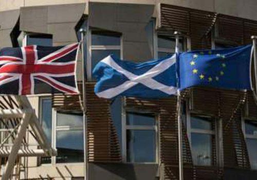 Brexit'in faturası İskoçya'yı felakete sürükleyecek