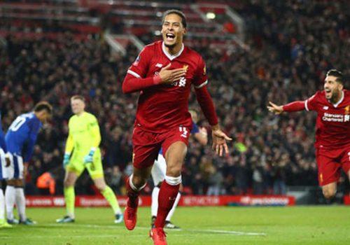 Liverpool-Everton: 2-1