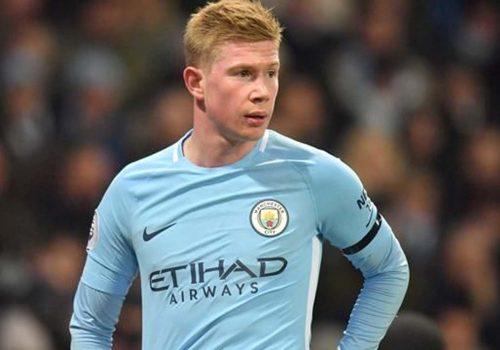 Manchester City, de Bruyne ile sözleşme uzattı