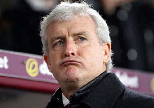 Stoke City'de Mark Hughes dönemi sona erdi!