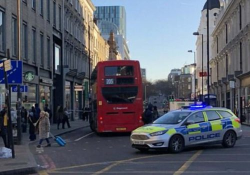 King's Cross'ta şüpheli paket alarmı