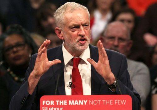 Corbyn: Eski siyasi uzlaşı bitmiştir