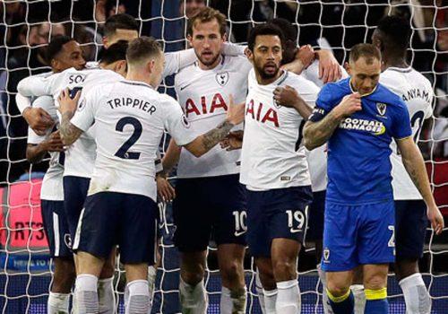 Tottenham – Wimbledon: 3-0